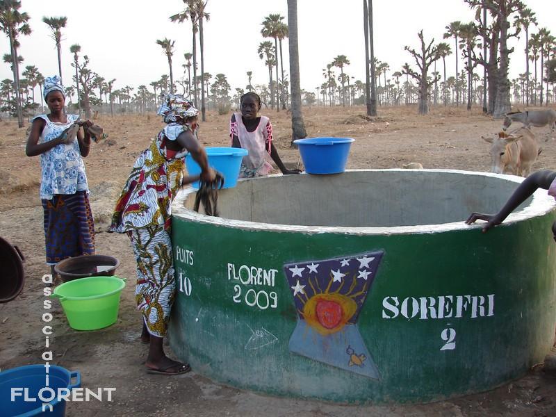 puits 10 - SOREFRI - Ndianda foraga