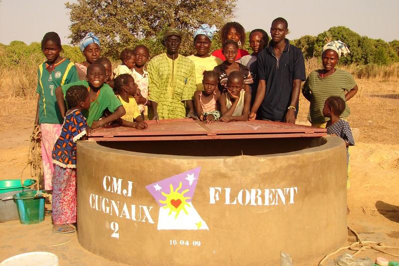 puits 12 - CMJ CUGNAUX - Ndiarogne Diyabougou