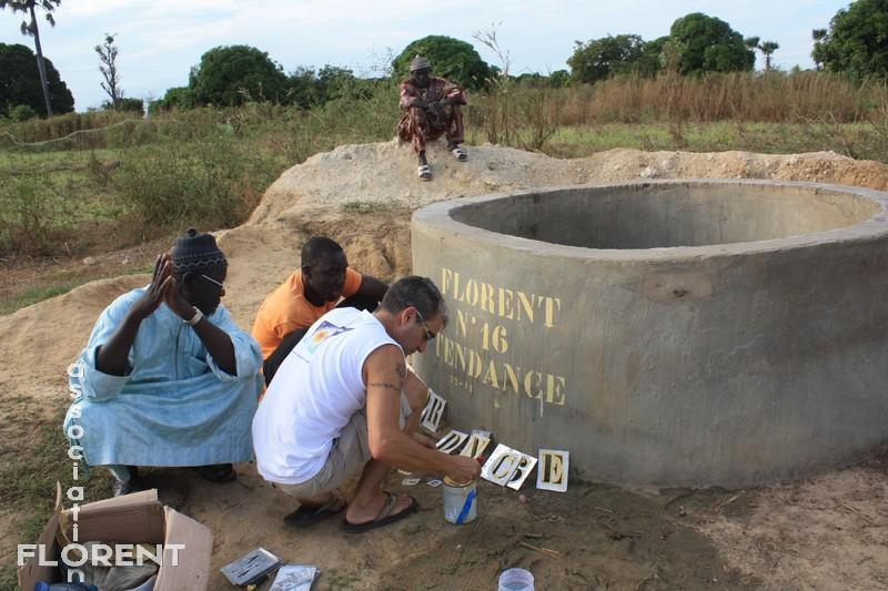 puits 16 - TENDANCE - Nguéniène Bakem