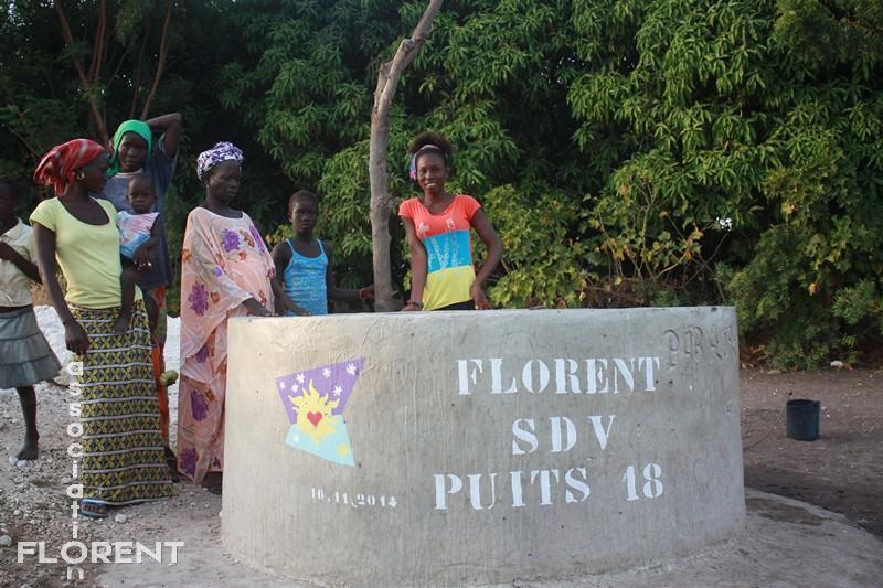 puits 18 -  SDV - Ndiémane