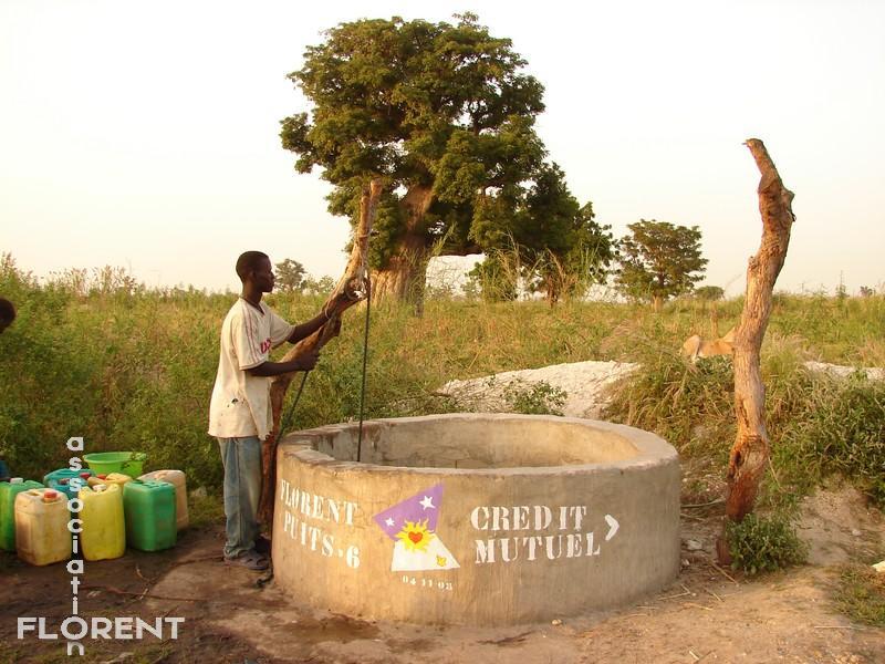 puits 6 - CREDIT MUTUEL - Nguéniène Peulh