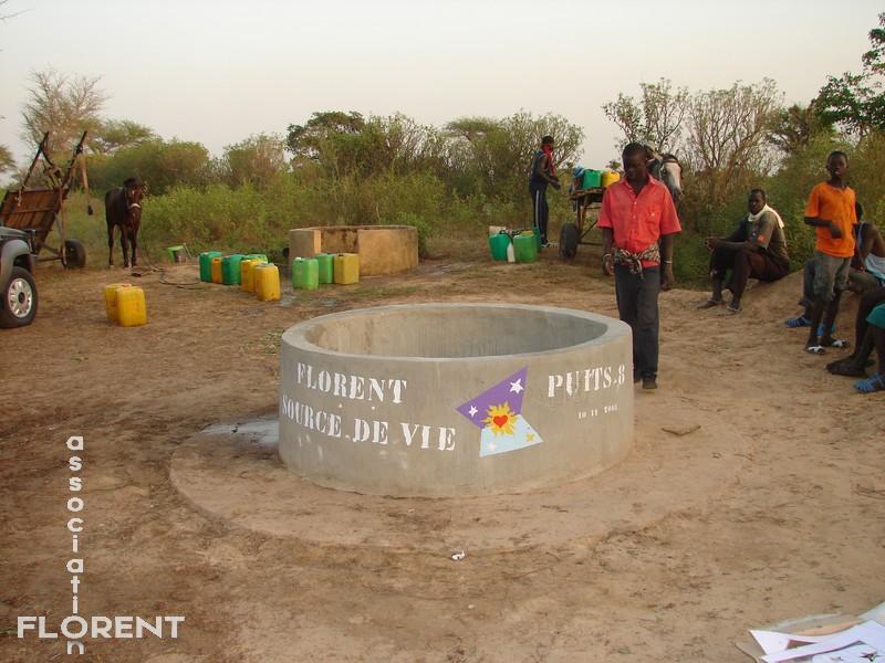 puits 8 - SOURCE DE VIE - Léona