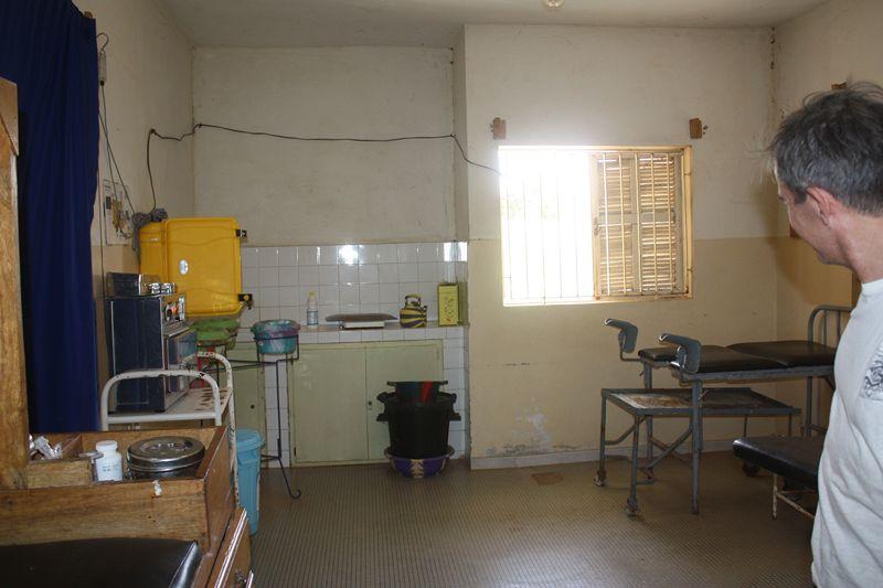 Salle accouchement