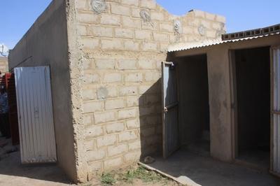 Le coin toilettes/sanitaire