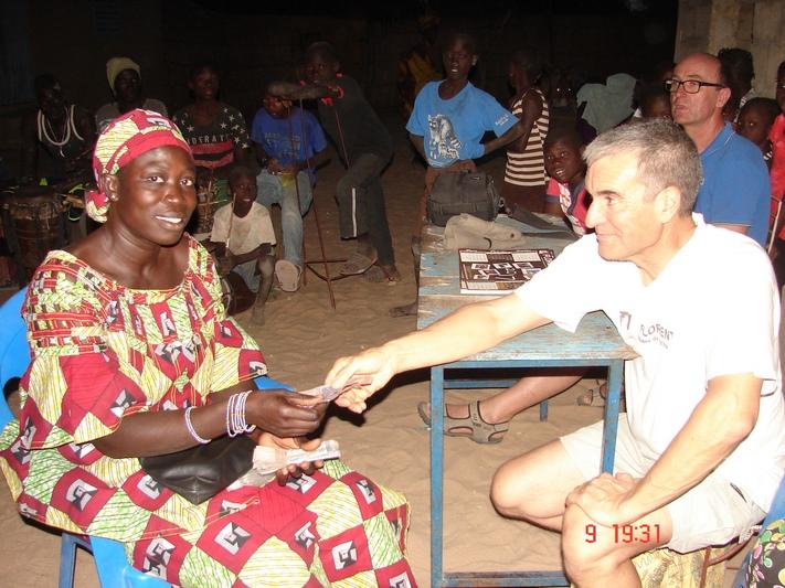 Micro crédit femmes Keur Diomaye